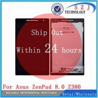 New 8 Inch For Asus Zenpad 8 0 Z380 Z380KL Z380CX Z380CX Z380C P024 LCD DIsplay