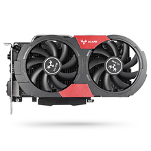 Colorful IGame 1050Ti 4GB Graphics Card 128bit DDR5 6Pin Computer Hardware With Cooler Fan DVI + HDMI + DP