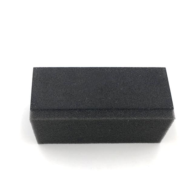 5pcs sponge for glasscoating ceramic coating applicator pad sponge brush plated cloth surface Crystal Coating Sponges Eraser