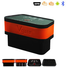 code readers scan Vgate iCar2 obd bluetooth OBD Scanner ELM327 Bluetooth diagnostic-tool Interface Code Scanner without box CD