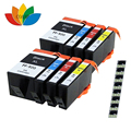 8x Compatible HP 920 XL Ink Cartridge for hp 6500 All-in-One / 6500 Wireless / 6500A / 6500A Plus e-All-in-One Printer