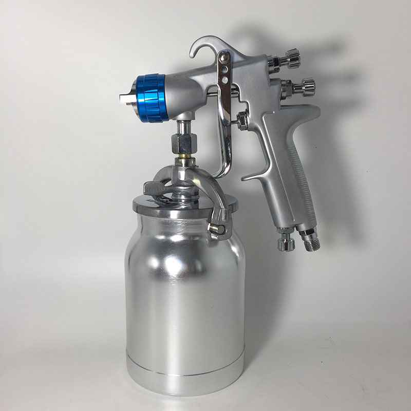 SAT0081 Professional LVMP Spray Gun Air Paint Spray Guns Airbrush For Painting Car Low Pressure Pneumatic Spray Gun стоимость