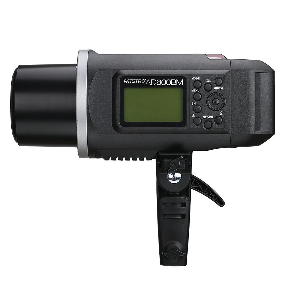 Жаңа келу Godox 2.4G сымсыз X жүйесі AD600BM - Камера және фотосурет - фото 2