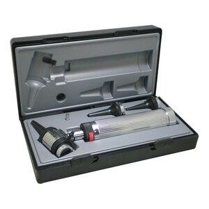 Image 3 - Быстрая доставка, Профессиональный Диагностический Отоскоп, медицинское зеркало для ушей с галогенсветильник кой, проверка барабана