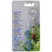 Мини аквариум термометр аквариум Температура воды с присоской аквариум измерение температуры контроль 1-40C