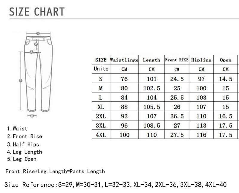 Erkek yan şerit sıska Fit siyah kot kot Hip Hop Streetwear düz renk artı boyutu Slim Fit hafif pamuk kot için erkekler