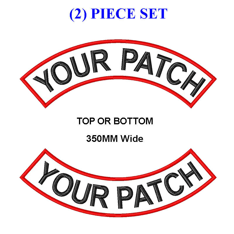 Custom biker patches_29