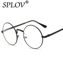 Gafas Redondas de la vendimia Mujeres Diseñador de la Marca gafas de Sol Gafas Gafas de Civil Gafas de Sol eyewear Oculos Masculino negro