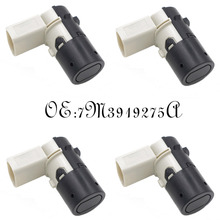 4PCS PDC Parking Sensor Fits Audi VW Seat Skoda Ford  Galaxy Sharan A2 A3 A4 A6 7M3919275A 4B0919275A