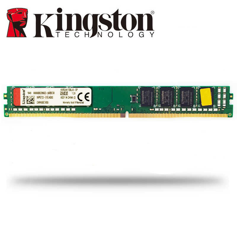 Kingston PC ddr4 ram 8GB 4GB 16GB 2666MHz or 2400MHz DIMM Desktop Memory Support motherboard PC4 4G 8G 16G 2666 2400 MHZ