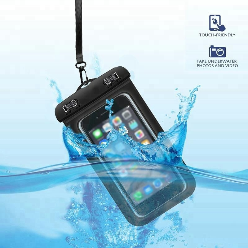 Waterproof Mobile Phone Case bag mobile Phone Neck Wholesale price Waterproof Phone Pouch Case for samsung galaxy j7 s8 s9 note9