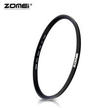 Zomei מצלמה מסנן UV מסנן אולטרה סגול מגן עדשה 37/40. 5/49/52/55/58/62/67/72/77/82mm הגנה עבור DSLR מצלמה