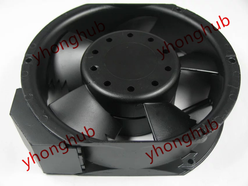 Emacro   COMAIR ROTRON MR77B3 AC 230V 14A  170x150x50mm Server Round  fan dc1335b b programmers development systems mr li