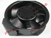 Free Shipping Emacro   COMAIR ROTRON MR77B3 AC 230V 14A 2-wire 170x150x50mm Server Round Cooling fan