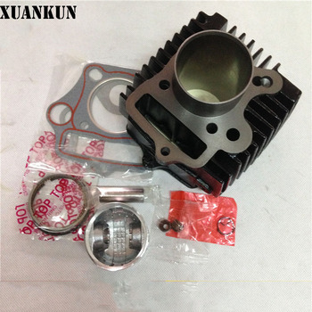XUANKUN WIN100 100 Piston Ring 100 Cylinder Block Upper and Lower Cushion Cylinder