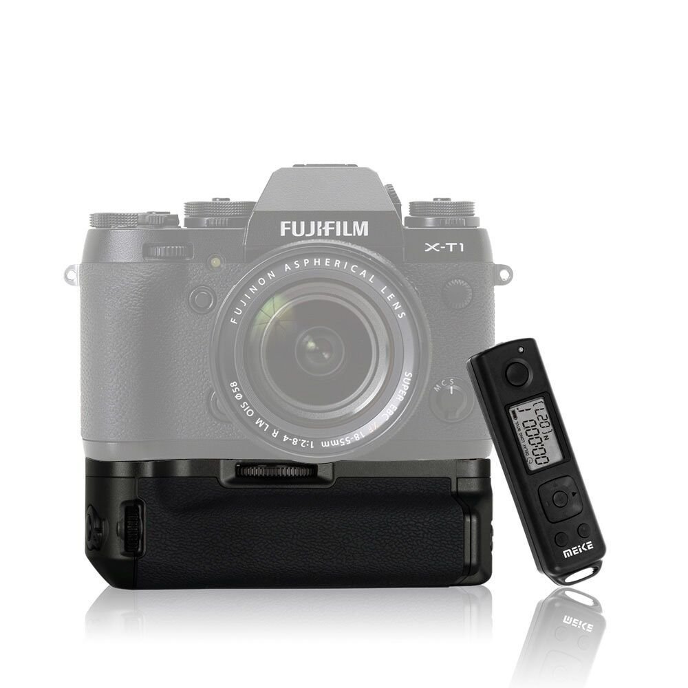 Meike MK-XT1 Pro Battery Grip for Fujifilm X-T1 XT1 with 2.4G Wireless Remote Control mastering the fujifilm x pro 1