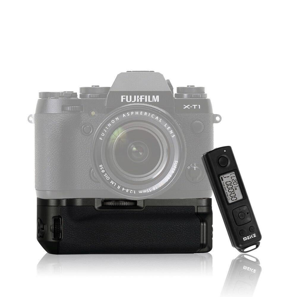Meike MK XT1 Pro font b Battery b font Grip for Fujifilm X T1 XT1 with