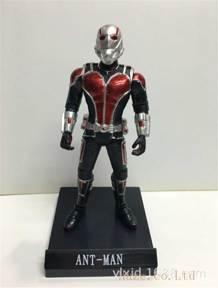 Ant-Man 7inch Action Figure Marvel Titan Hero Series Avengers Initiative figure фигурка ant man ant man yellow jacket pop marvel