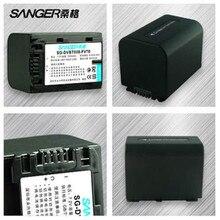 Pacote de baterias de lítio NP-FV70 NP FV70 NPFV70 Bateria Da Câmera Digital Para Sony NP-FV50 FV30 HDR-CX230 HDR-CX150E HDR-CX170 CX300