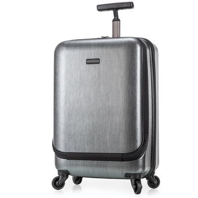 Fashion High Quality Travel Bags On Wheels Computer Bag Vintage Trolley Suitcase 21 25 Inches Men Rolling Luggage In From