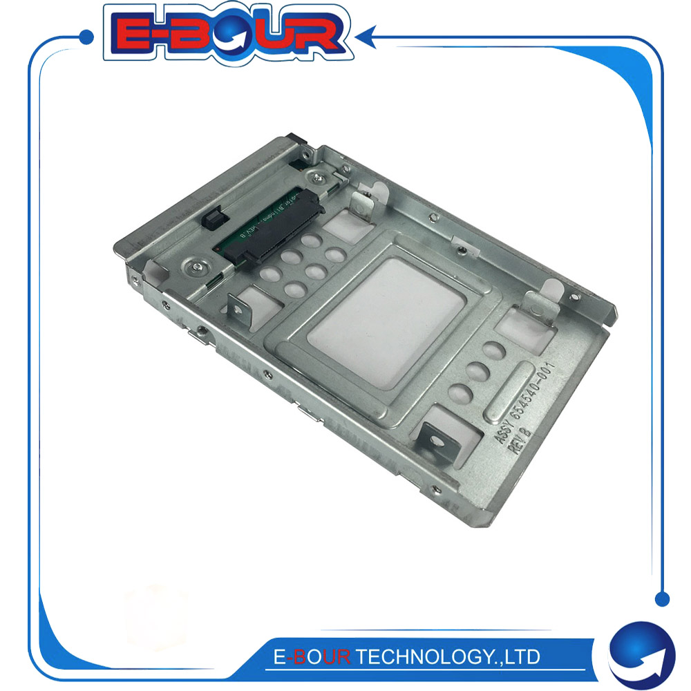 """new hp 654540-001 2.5/"""" to 3.5/"""" Drive Adapter tray for hp g9//g8 N54L 651314-001"""