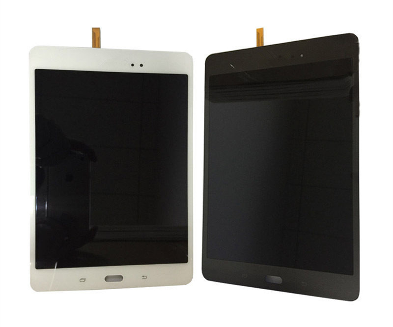 NEW Original 8 Inch LCD DIsplay Panel Touch Screen Digitizer Assembly For Samsung Galaxy Tab A SM-T350 T350 Free Shipping baby nice постельное белье гуси лебеди сказки 6 пред baby nice салатовый