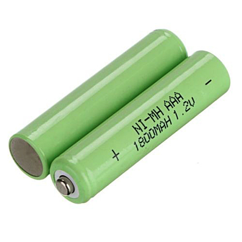 2 Pieces/Lot <font><b>AAA</b></font> <font><b>Rechargeable</b></font> <font><b>Battery</b></font> <font><b>1800mAh</b></font> <font><b>1.2V</b></font> <font><b>NI</b></font>-<font><b>MH</b></font> <font><b>Batteries</b></font> For Remote Remote Control Toy Light image
