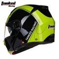2016 Winter warm Tanked Racing open face motorcycle helmet ABS T270 undrape face Motorbike helmet motocross MOTO helmets