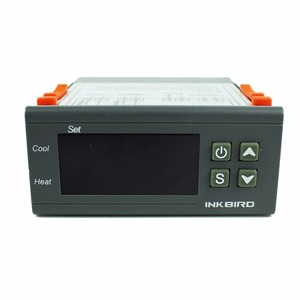 Image 4 - Inkbird thermostat temperature controller regulator weather station thermoregulator temperature sensor digital thermometer meter