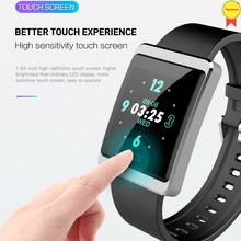 Smart Watch for android 1.3'' IPS Heart Rate Monitor Blood Pressure sleep monitor Fitness Tracker sport Smartwatch for men women стоимость