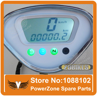 DAX JIALING 50cc 70cc Motorcycle Digital Speedometer Counter Accessories Free Shipping