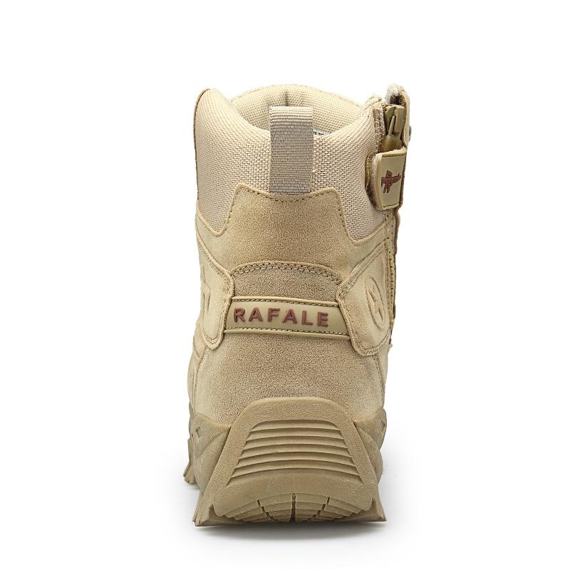 Sécurité Mens Chukka Black Grande Bottes Cheville Moto sandy Tactique Nouvelle Boots Armée Chaussures Serein Bot Combat Taille Botte Boots Homme Marque Hommes Pour Militaire wC4qfzR