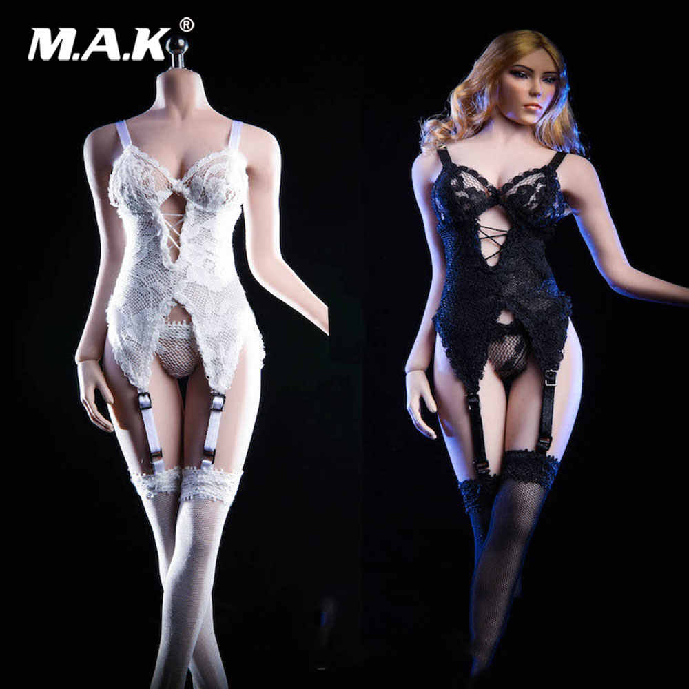 """Kinds of 4 1//6 Scale SM Clothing leather Strap Corset For 12/"""" PH Female Dolls"""