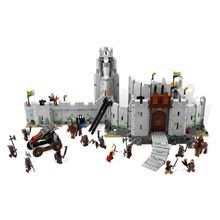 2018 Upgraded Lord of The Rings The Battle of Helms Deep Building Blocks Toys for Children Legoing Hobbits 9474 Figures Boy Gift(China)