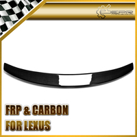 Автомобильные аксессуары для Lexus IS250 углеродного волокна задний спойлер H стиль Глянцевая Fibre Магистральные крыла Гонки автоматической загр