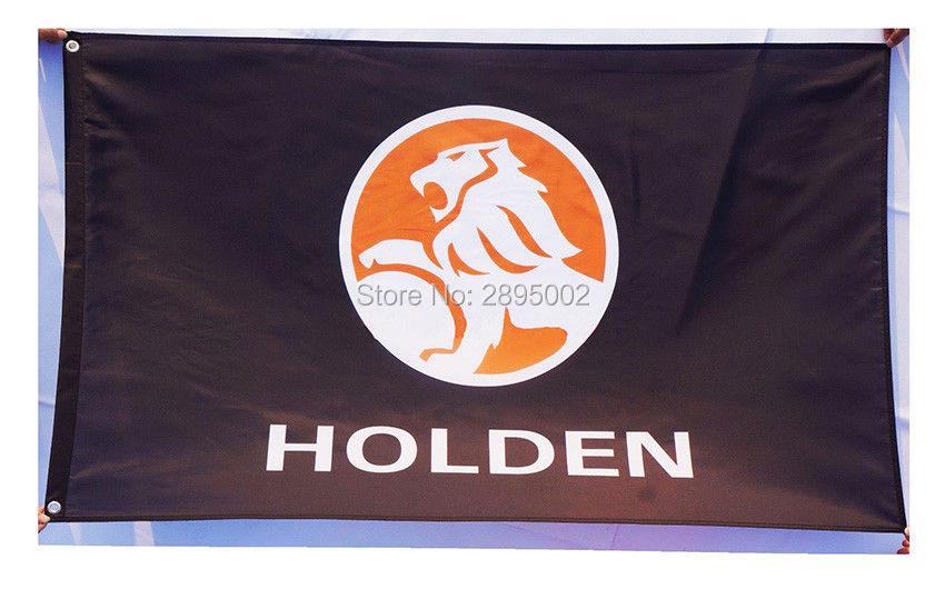 Holden Flag 3X5 Holden Racing Team Car Banner Flag