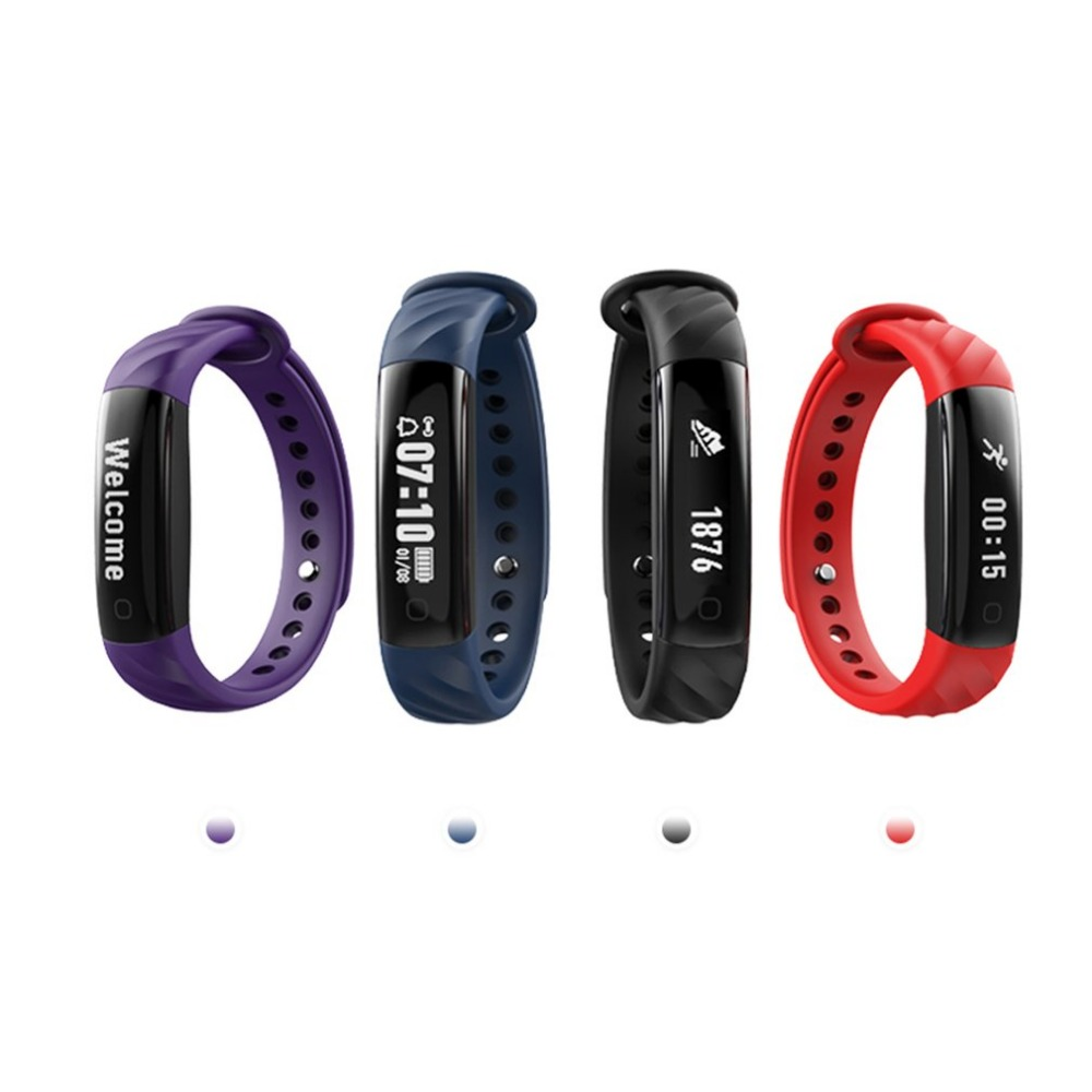 New Smart step counter Sleep Quality Monitor SmartBand IP67 Waterproof Sports Smart Fitness Activity Tracker Bluetooth pedometer