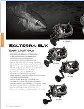 High quality Fishing tackle Okuma SLX-30II cast drum fishing reel  5+2 deep sea ocean boat trolling right hand fishing reel