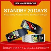 KSUN KSS701 Смарт-часы фитнес-браслет MiBand Band 3 большой сенсорный экран OLED сообщение время сердечного ритма Смарт-браслет