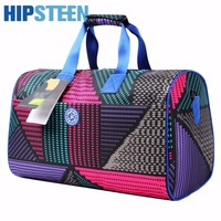 HIPSTEEN 2018 New Women's Bags Female Travel Bags Shoulder Bag Joint Handbag Travel Luggage Bags Big With Unique Design Hot Sale