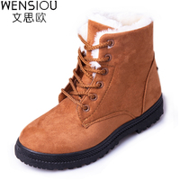 Women S Boots 2017 New Women S Snow Boots Autumn And Winter Shoes Women Warm In