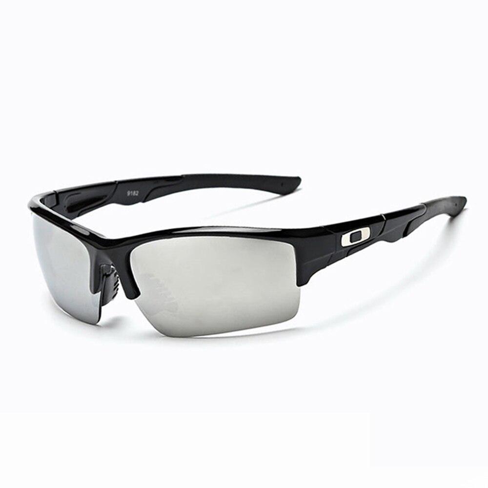 Sports de plein air lunettes de soleil unisexe coupe-vent lunettes de soleil lumière étanche à la pluie vélo lunettes UV400 Sports de plein air lunettes