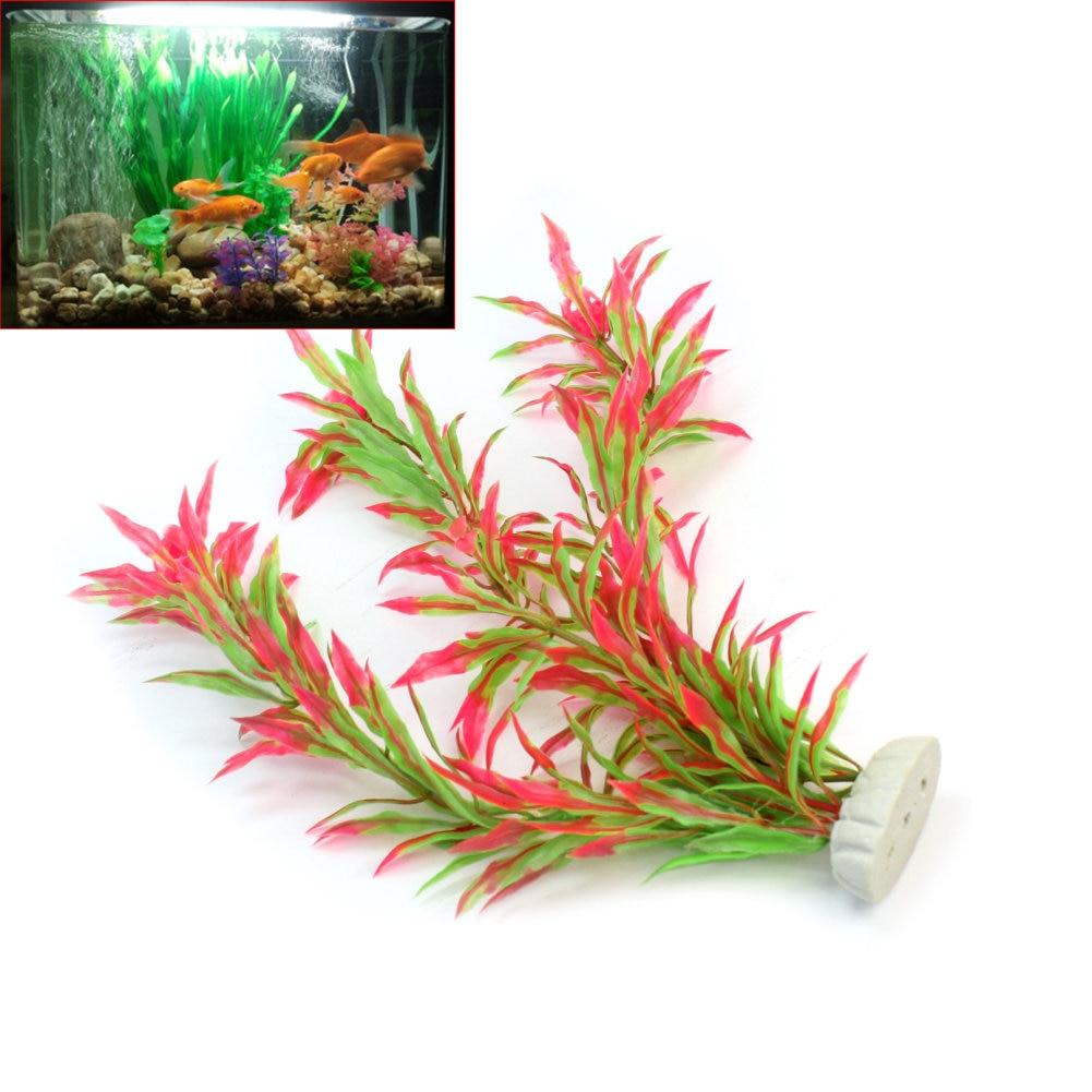 Reasonable Flower Arch Bridge Aquarium Artificial Decor Plant Water Ornament 4pcs Landscape Pet Supplies Fish & Aquariums