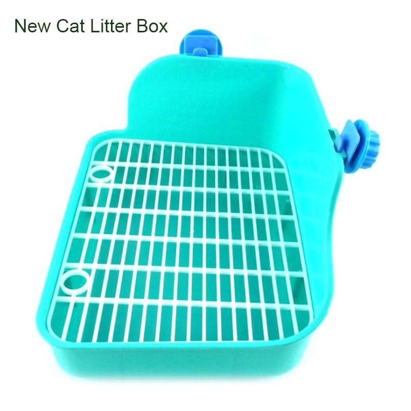 New Toilet For A Cat Wc Toilet Training Kit Cat Litter Box Rabbit Guinea Pig Dutch Pet Accessories