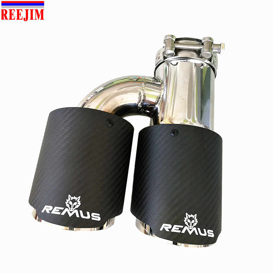 3 inlet 4 outlet dual matte remus