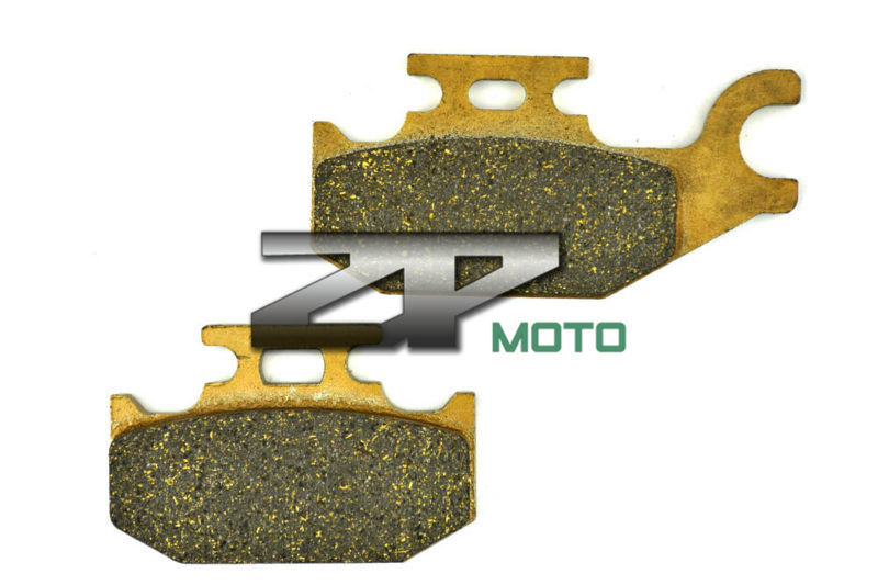 Brake Pads For SUZUKI LT-A 500 XPZK9/XPZL1 King Quad 500 AXi Power Steering Limited 2009/2011-2013 Front (Left) New High Quality