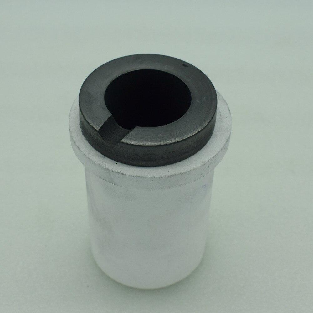 1 Kg Kapazität Graphittiegel Zum Schmelzen Gold Silber Werkzeuge Für Schmuck Machen SchüTtelfrost Und Schmerzen