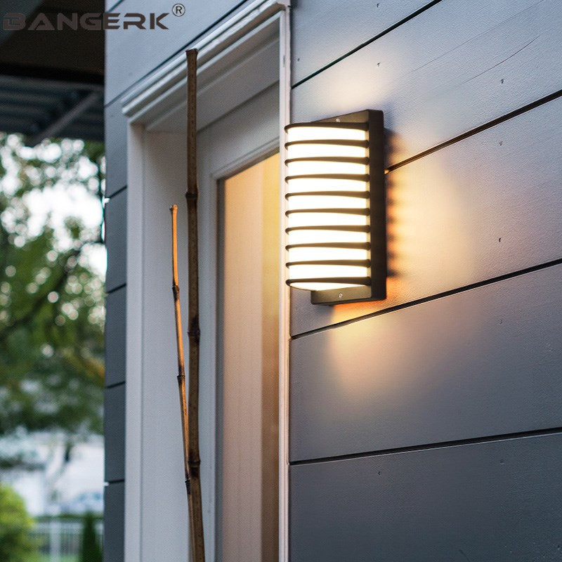 Outdoor Wall Lamp 8w Led Porch Lights