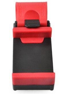 Смарт-мобильный телефон Клип держатель резинкой автомобильный держатель телефона установлены на руль колыбель