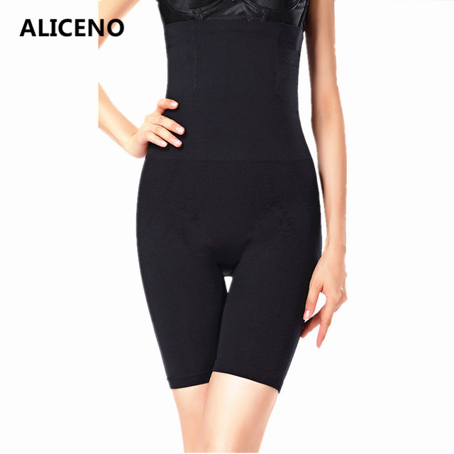 High Waist Body Shaper Panties seamless tummy Belly Control Waist Slimming Pants Shapewear Girdle Underwear Waist Trainer 104